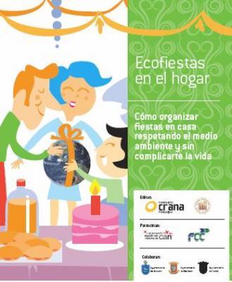 El CRANA y el Foro de Consumo Responsable presentan una guía para organizar 'ecofiestas' en el hogar