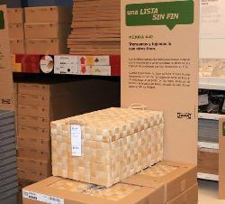 La estrategia de sostenibilidad de Ikea España logró un ahorro de 17,3 millones de euros el año pasado