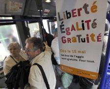 Gratuidad del transporte público:todos ganan